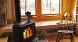 Haard ventilator, GalaFire N429 voor open haard_