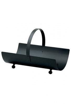 Houtbak zwart kopen 50 x 36 x 43 cm hoog
