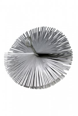 Staalborstel rond Ø 125 mm