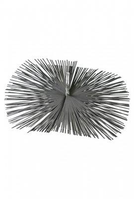 Schoorsteen staalborstel rechthoek 250 X 400 mm