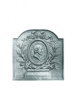 Haardplaat  Model: Voltaire