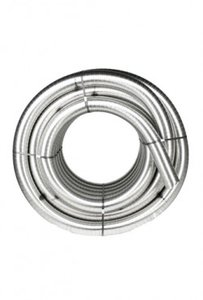 Rookkanaal flexibel enkelwandig 200 mm
