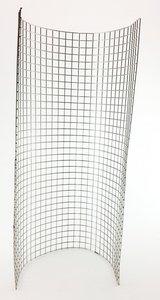 Vonkenvanger RVS gaas 30 X 70 cm